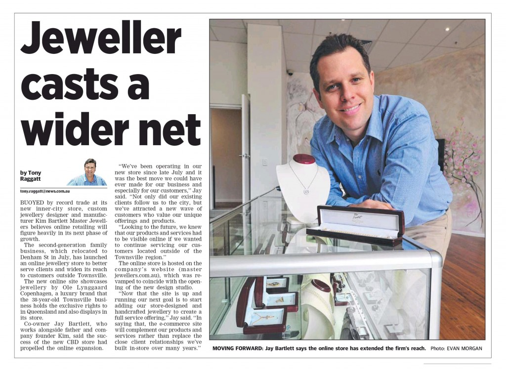 CBD success crafts online vision for local jeweller