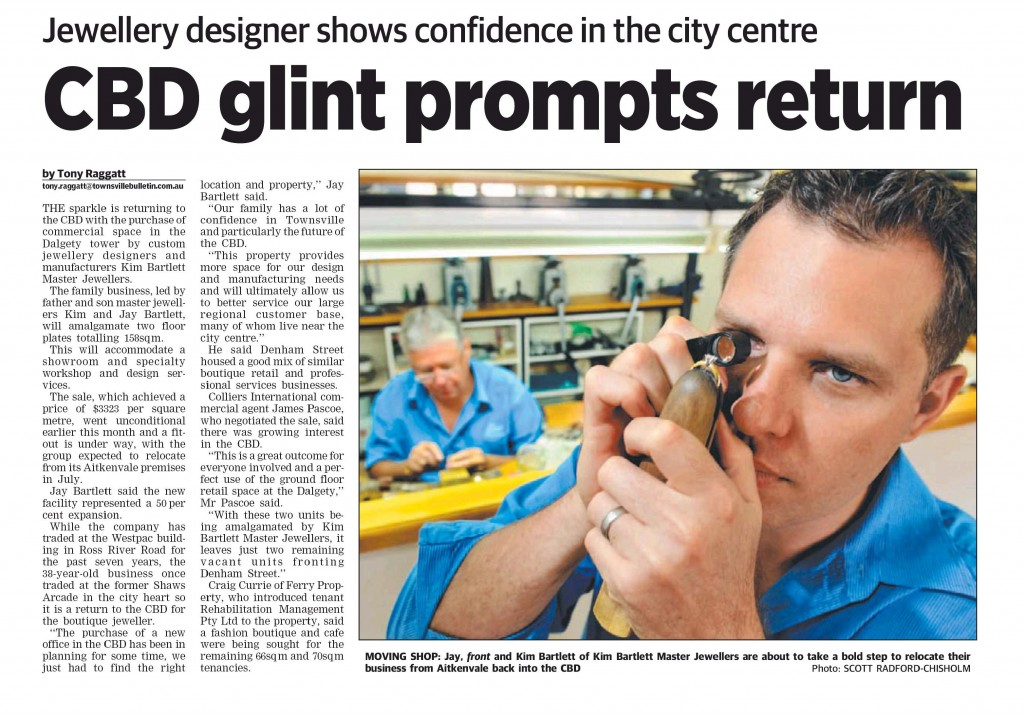 Townsville Bulletin, April 18 2012 - Page 21