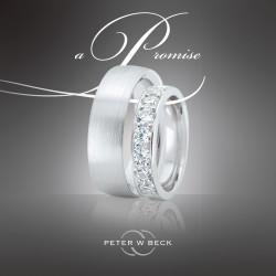 Peter W Beck Wedding Ring Brochure